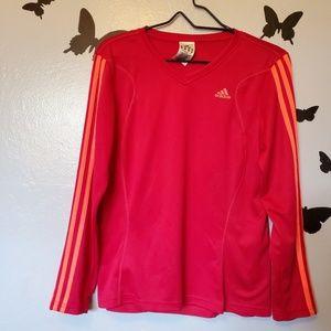Adidas activewear shirt